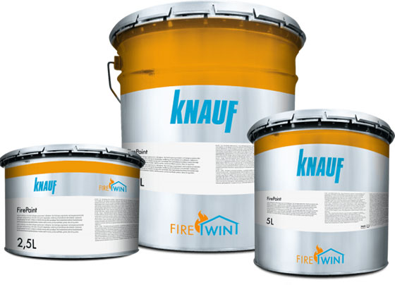 Knauf Fire Paint