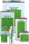 водореактивна полиуретанова инжекционна смола KB-PUR 2 IN 1 KÖSTER