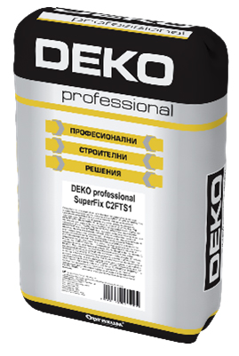 DEKO professional SuperFix