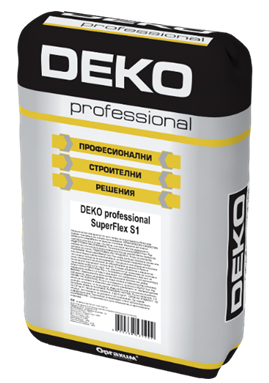 DEKO professional SuperFlex