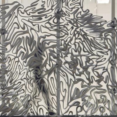 metal-facade-3d-printed