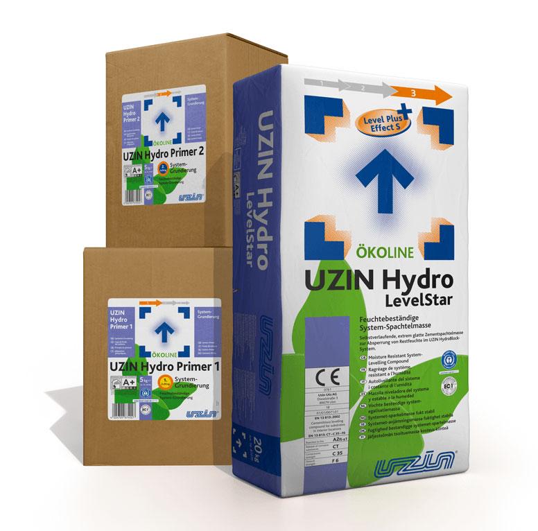 HydroBlock Uzin