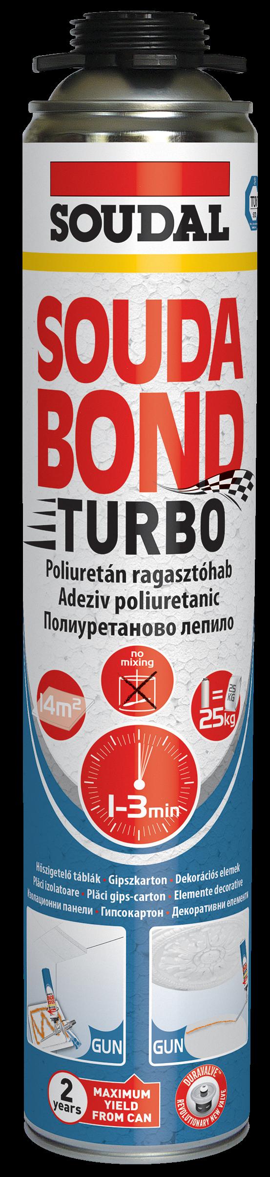 SoudaBond Turbo