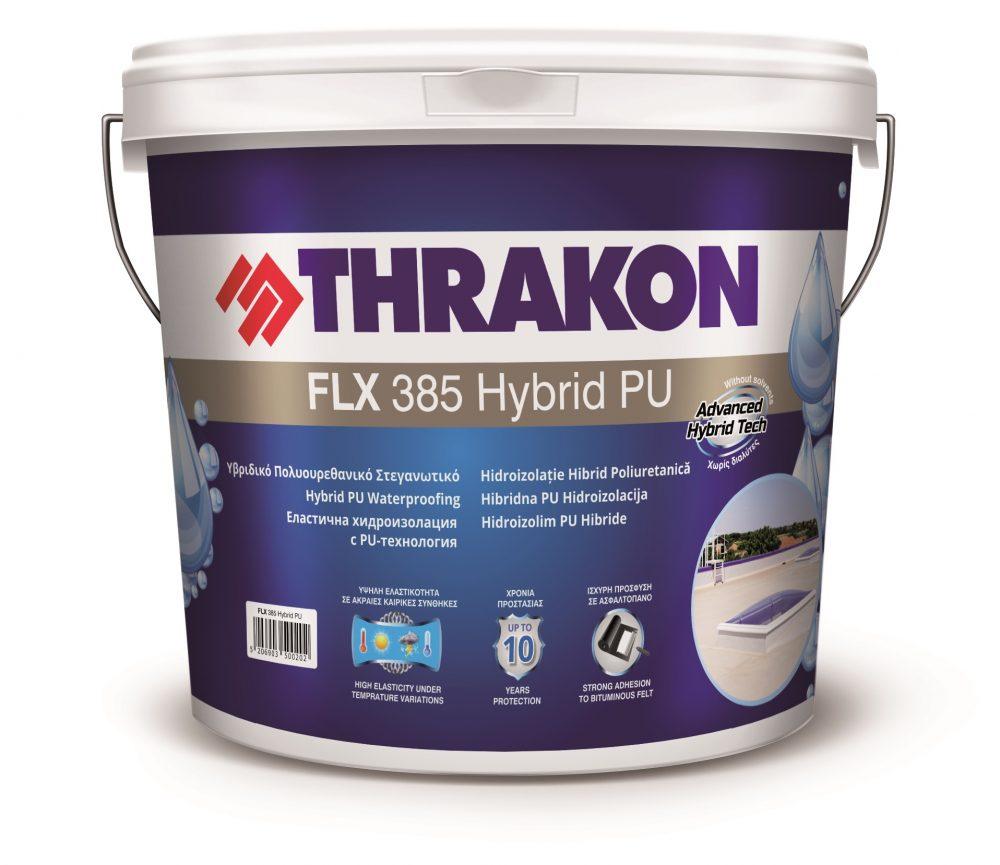 FLX 385 HYBRID PU