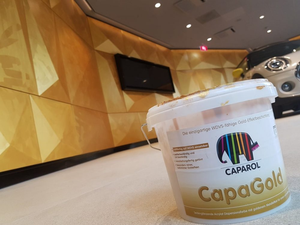 capagold caparol