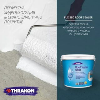 FLX 380 Roof Sealer