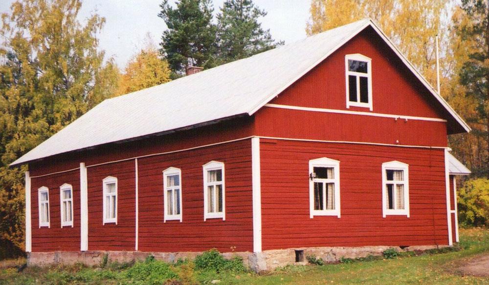 Falu-Red